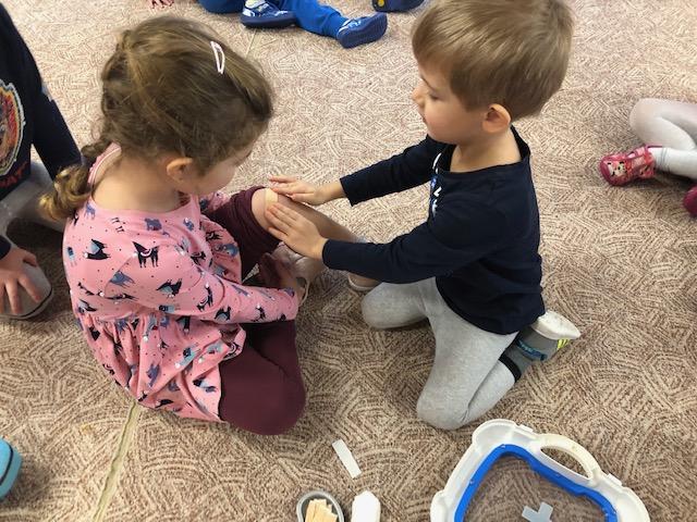 Učíme se první pomoci