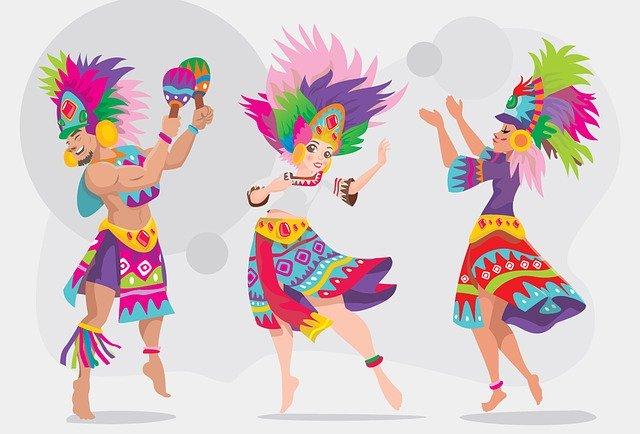 Karnevalové veselí